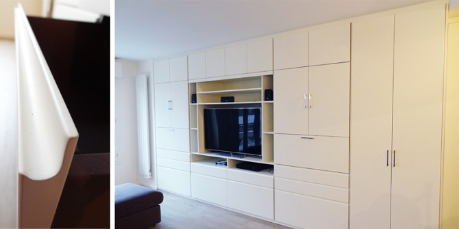 Design rangement s jour architecte d 39 int rieur paris for Agencement sejour